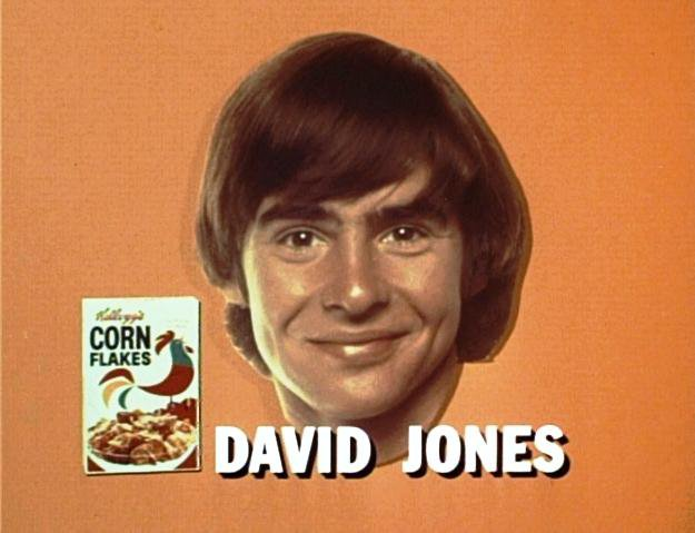 Remembering David Jones (1945-2012)