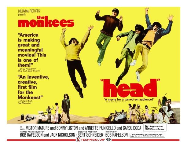 HEAD (Columbia, 1968)